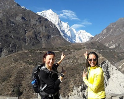 Trekking in Nepal in May