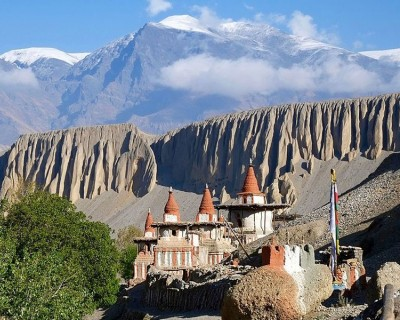 Upper and Lower Mustang Trek Cost