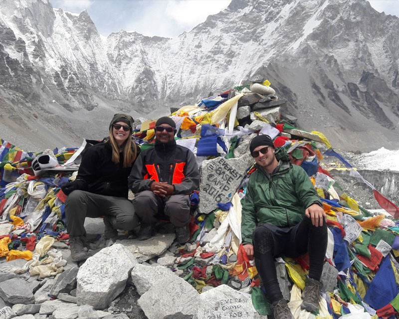Everest Base Camp Chola Pass Gokyo Trek