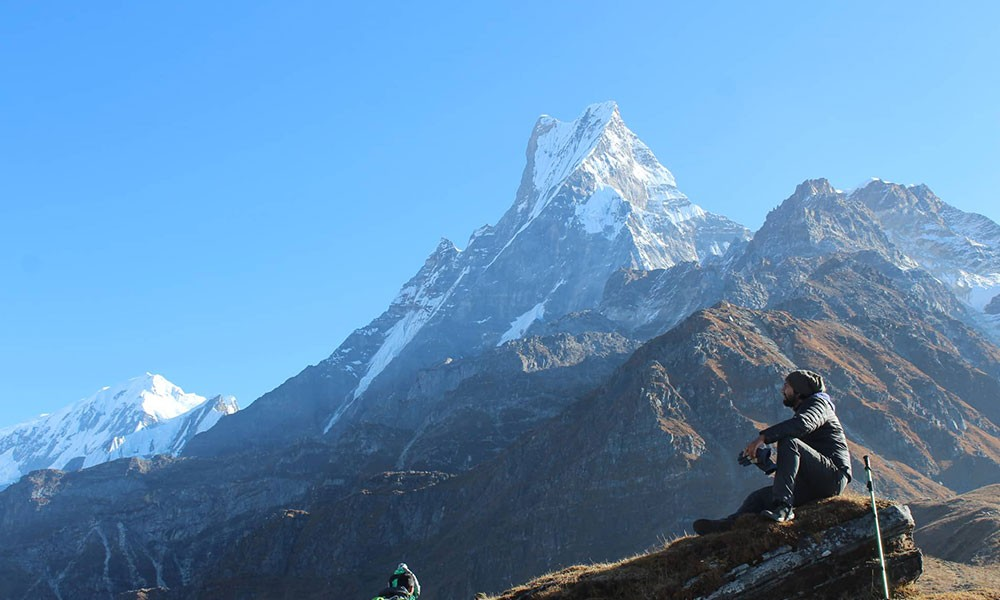 Mardi Himal Trek Without A Guide