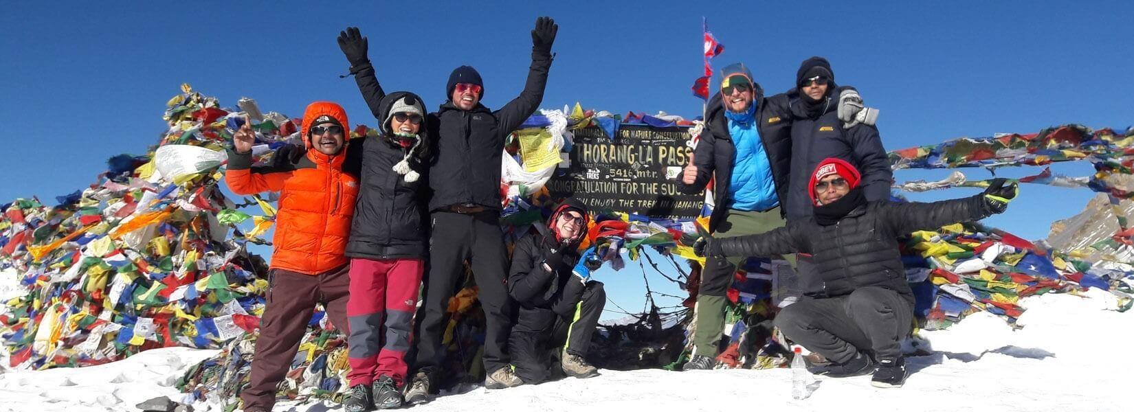 Thorong-la Pass Annapurna