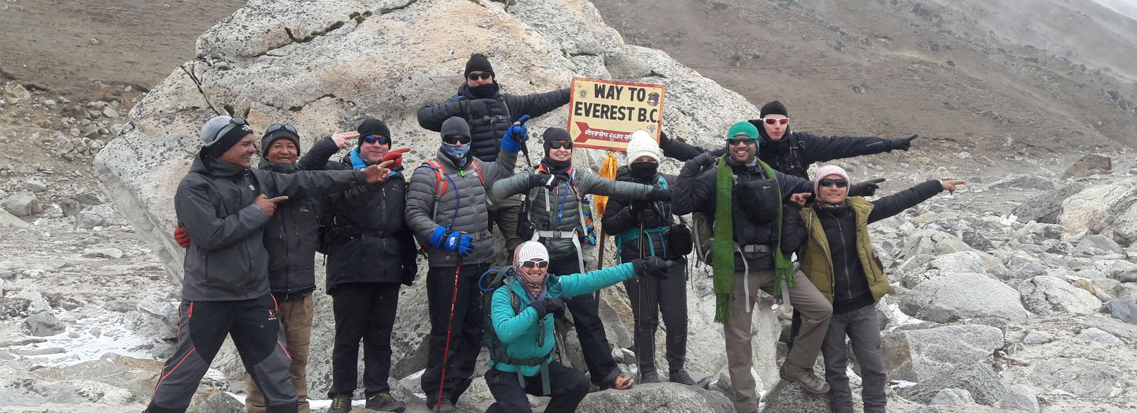 Salleri to Everest Base Camp Trek