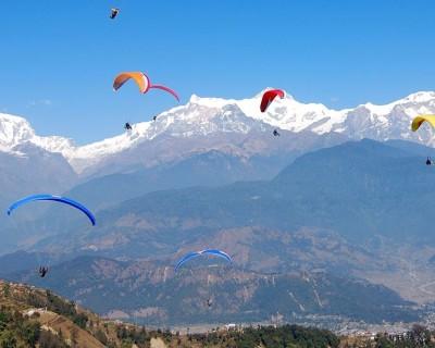 Dhampus Sarangkot Trek with Paragliding