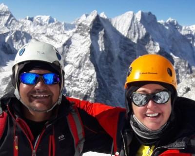 Everest Base Camp Trek with Island Peak