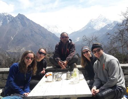 Everest Panaroma