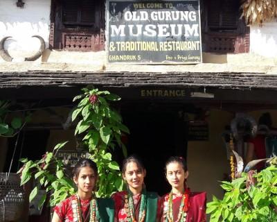 Ghorepani Poonhill Ghandruk Trek